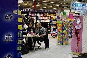 Bazar 5000 salon déstockage en DPH Droguerie Parfumerie Hygiène
